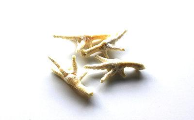 Gepofte kippenpoot (zak a 250 gram)