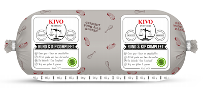 Rund & Kip Compleet kilo