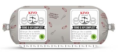 Rund & Kip Compleet 40 x 250 gram