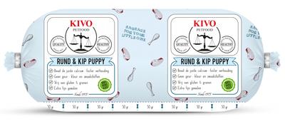 Rund & Kip Puppy Compleet 40 x 250 gram