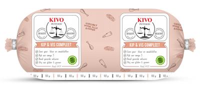 Kip & Vis Compleet kilo