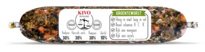 Groente worsten (4 x 250 gram)