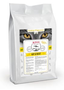 Kat Premium Kip & Rijst Senior/Sterilised