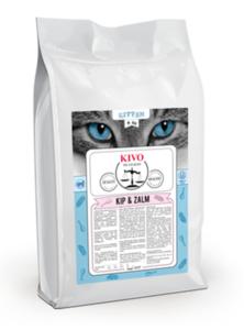Kat Kip & Zalm Kitten